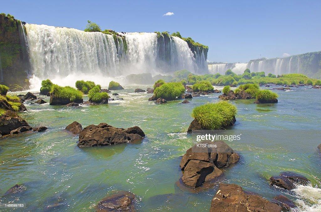 Cataratas do Iguaçu : Stock Photo