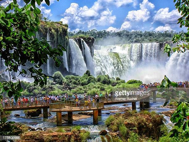 Cataratas - Foz do Iguazu Waterfalls