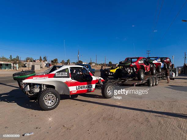 catavina, baja california mexico - rally car stock photos and pictures