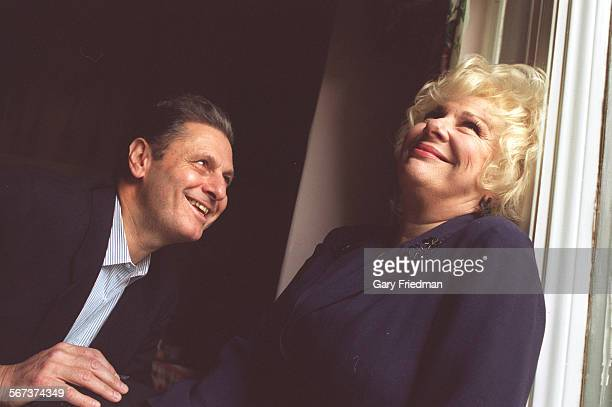 CATaylor#2GF The accting–writing duo of Renee Taylor and her husband Joseph Bologna who are starring in their most recent lay 'Bermuda Avenue...
