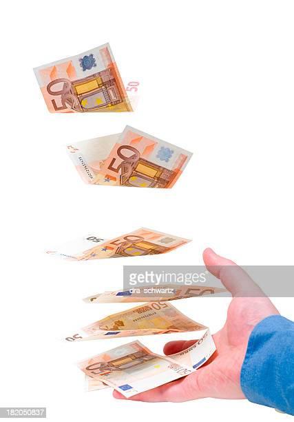 Catch the money