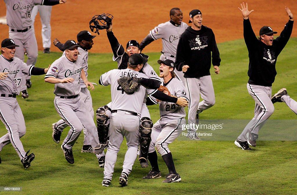World Series Game 4: Chicago White Sox v Houston Astros : ニュース写真