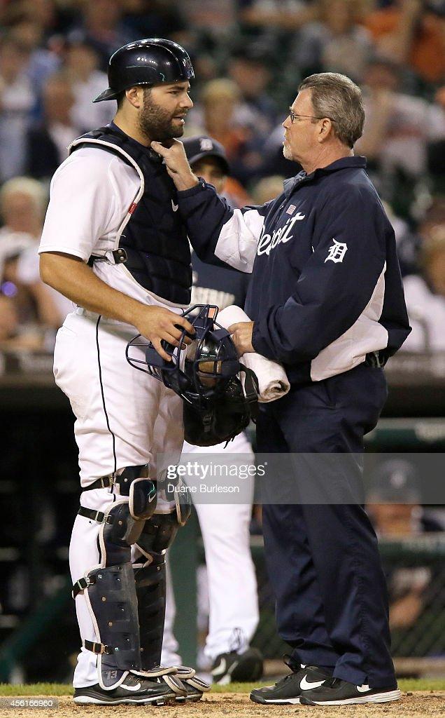 Minnesota Twins v Detroit Tigers : News Photo