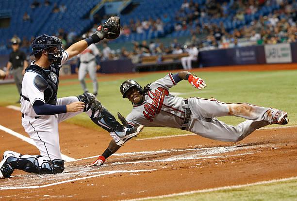 Atlanta Braves v Tampa Bay Rays