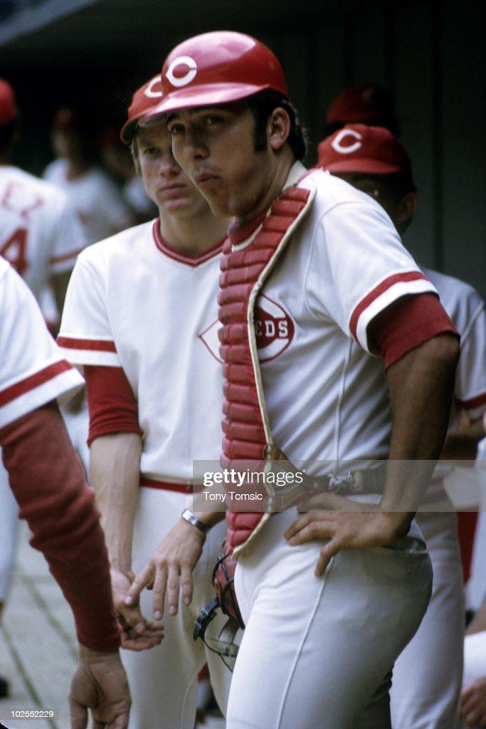 Cincinnati Reds - 1970's File Photos