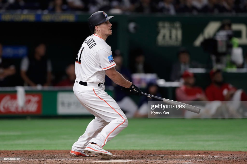 Japan v MLB All Stars  - Game 2 : Nachrichtenfoto