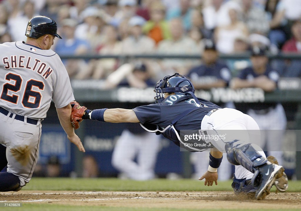 Detroit Tigers v Seattle Mariners : News Photo
