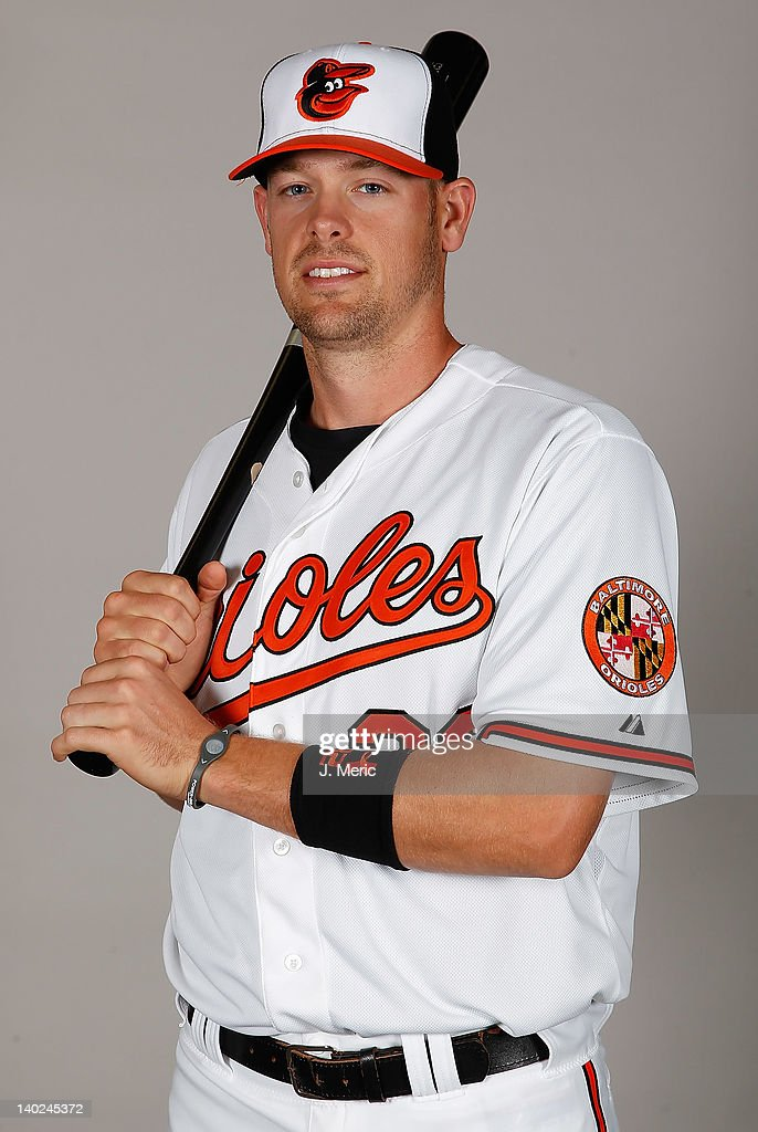 Catcher Matt Wieters #32 of the Baltimore Orioles poses for a photo during photo day at Ed Smith Stadium on March 1, 2011 in Sarasota, Florida.