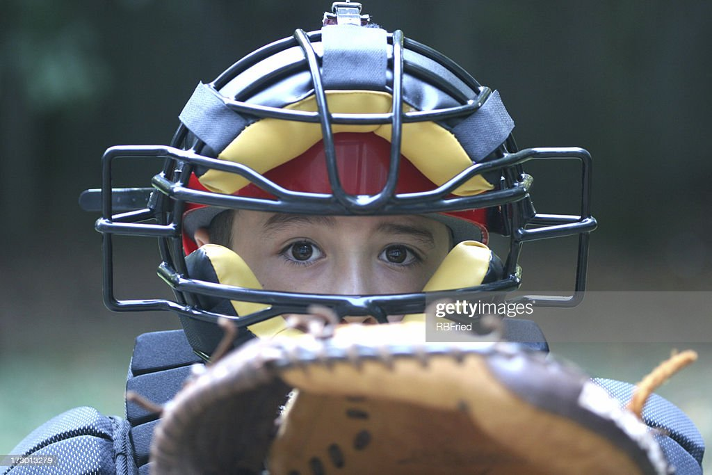 Catcher : Stock Photo