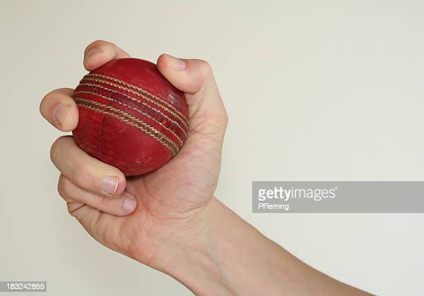 catching a cricket ball - cricket ball stock pictures, royalty-free photos & images