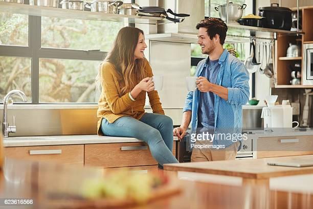 Conversa na cozinha
