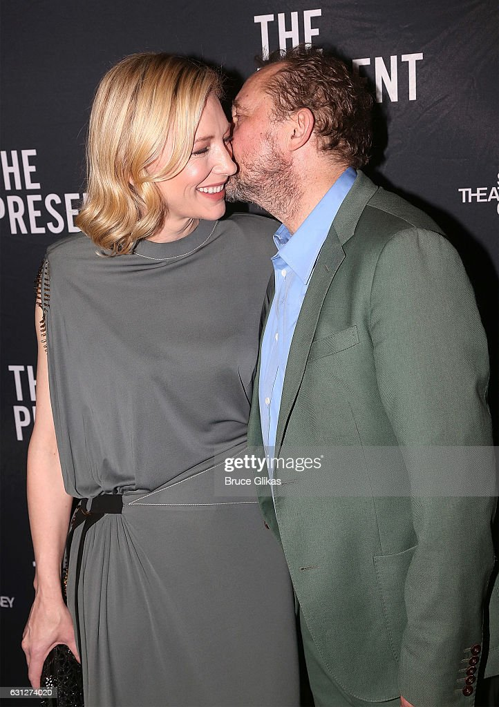 """The Present"" Opening Night : News Photo"