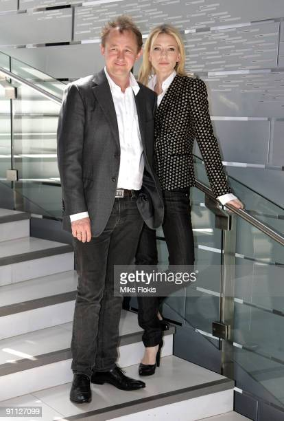 Cate Blanchett and husband Andrew Upton launch the new Sydney Theatre Company season in their roles as Sydney Theatre Company Artistic Directors at...