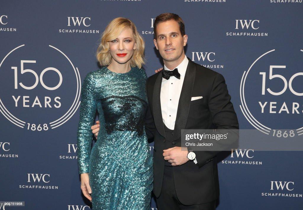 IWC Schaffhausen at SIHH 2018 - Red Carpet