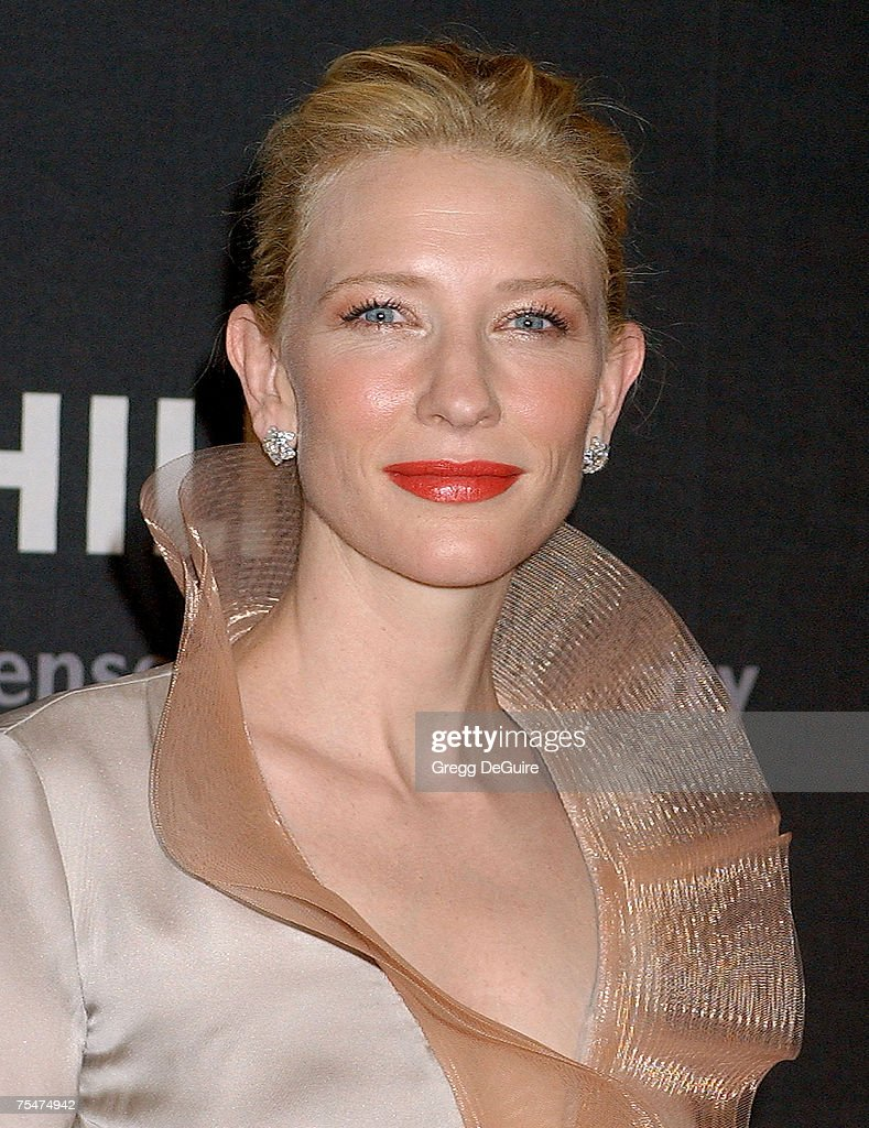 Cate Blanchett at the Beverly Hills Hotel in Beverly Hills, California