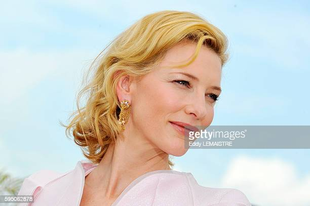 Cate Blanchett at the photo call for Robin Hood during the 63rd Cannes International Film Festival
