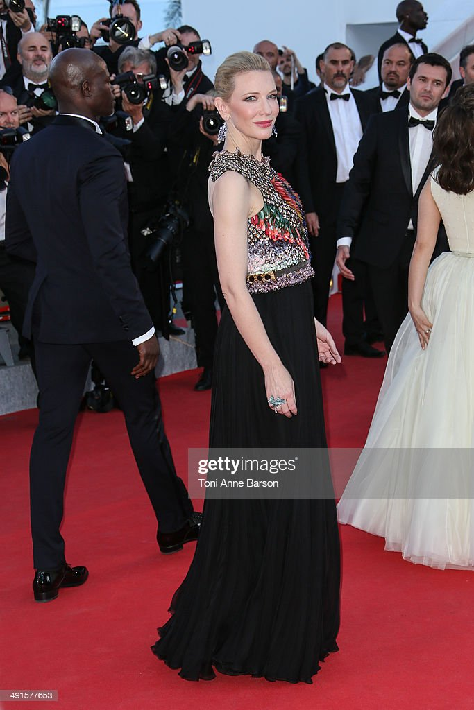 'How To Train Your Dragon 2' Premiere - The 67th Annual Cannes Film Festival : News Photo