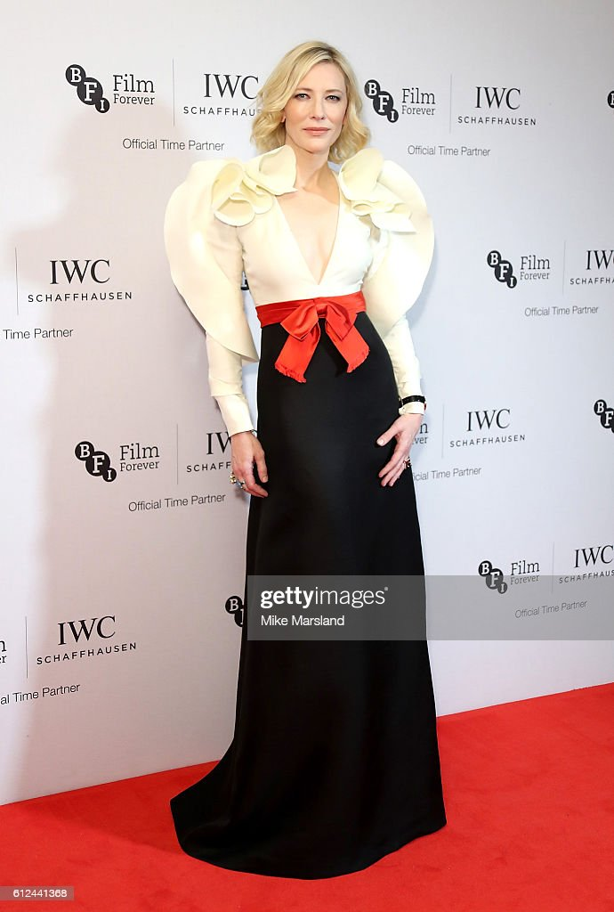 IWC Gala In Honour Of The British Film Institute : ニュース写真