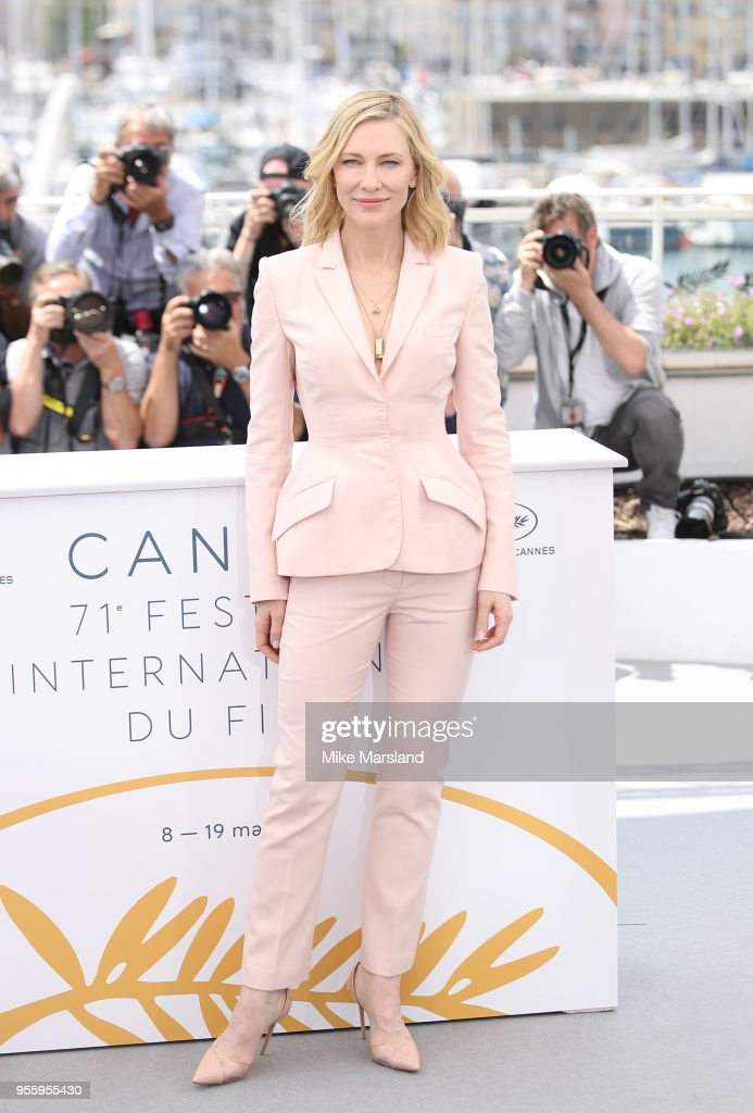 Jury Photocall - The 71st Annual Cannes Film Festival : News Photo