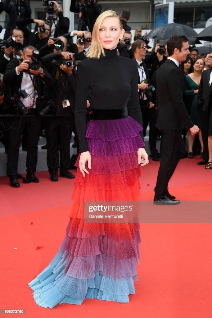 'BlacKkKlansman' Red Carpet Arrivals - The 71st Annual Cannes Film Festival : News Photo