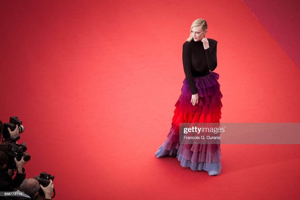 Alternative View In Colour - The 71st Annual Cannes Film Festival : News Photo