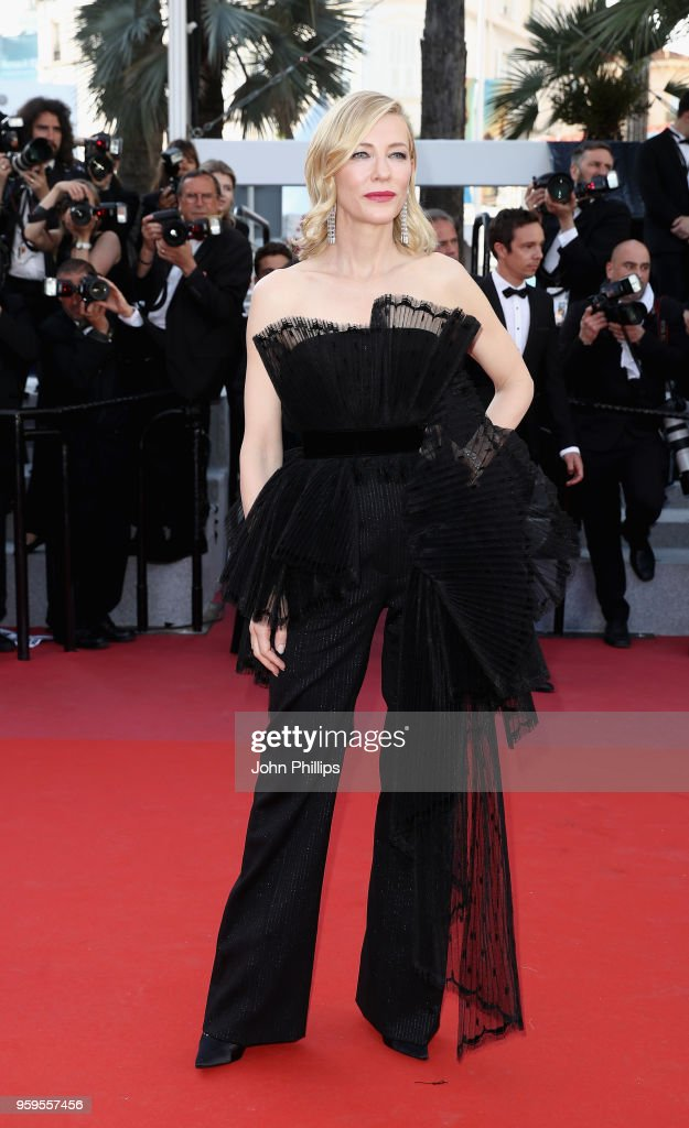 'Capharnaum' Red Carpet Arrivals - The 71st Annual Cannes Film Festival : News Photo