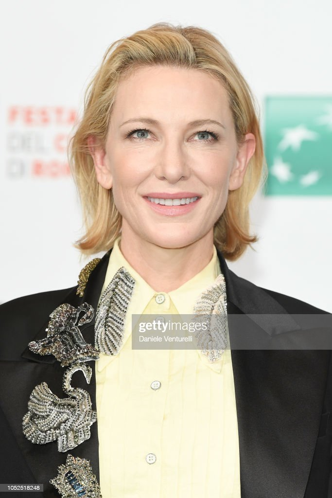 """""""The House With A Clock In Its Walls"""" Photocall - 13th Rome Film Fest : News Photo"""