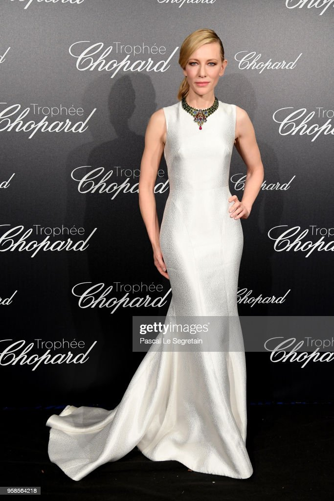 Trophee Chopard Photocall - The 71st Annual Cannes Film Festival : News Photo