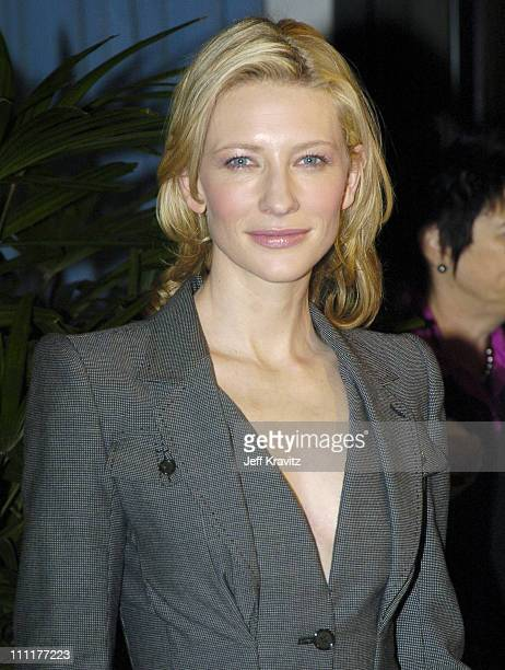 Cate Blanchett during The 77th Annual Academy Awards Nominees Luncheon at Beverly Hilton Hotel in Beverly Hills California United States