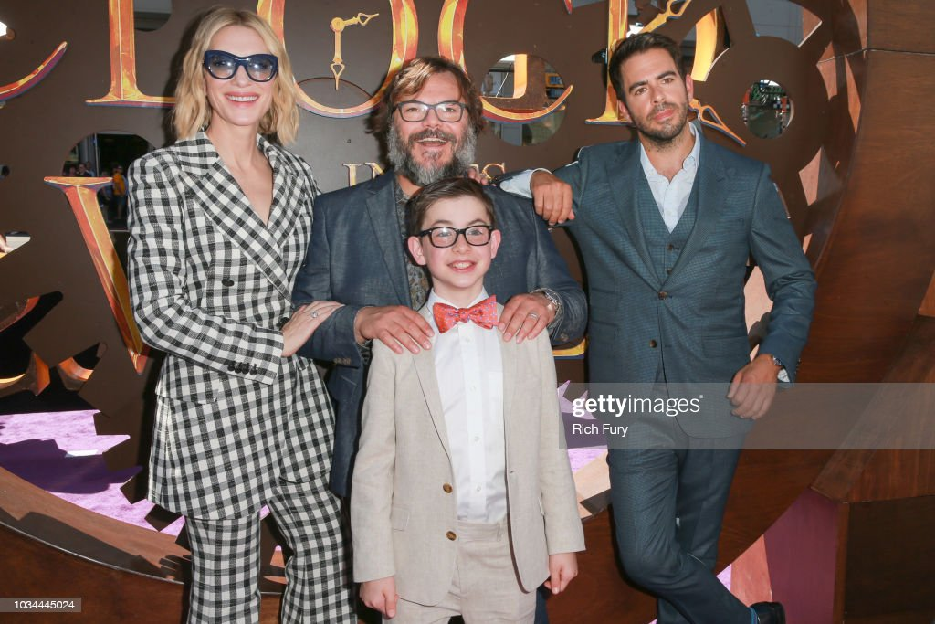 """Premiere Of Universal Pictures' """"The House With A Clock In Its Walls"""" - Red Carpet : News Photo"""