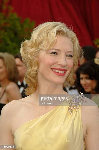 "Cate Blanchett nominee Best Actress in a Supporting Role for ""The Aviator"""