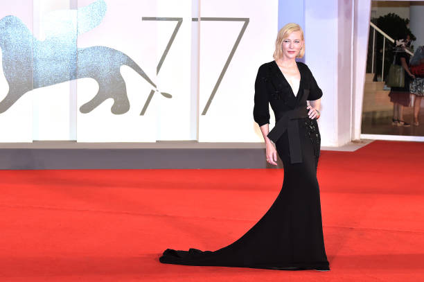 "ITA: ""Spy No Tsuma"" (Wife Of A Spy) Red Carpet - The 77th Venice Film Festival"