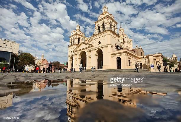 catedral cordoba - cordoba argentina fotografías e imágenes de stock
