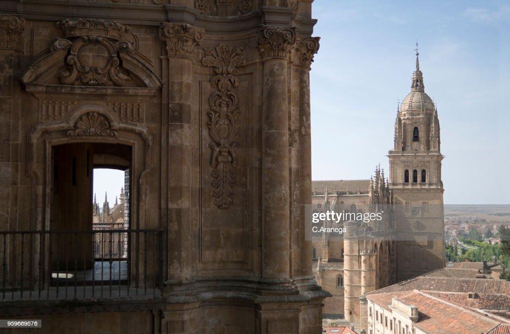 Catedral de Salamanca : Stock-Foto