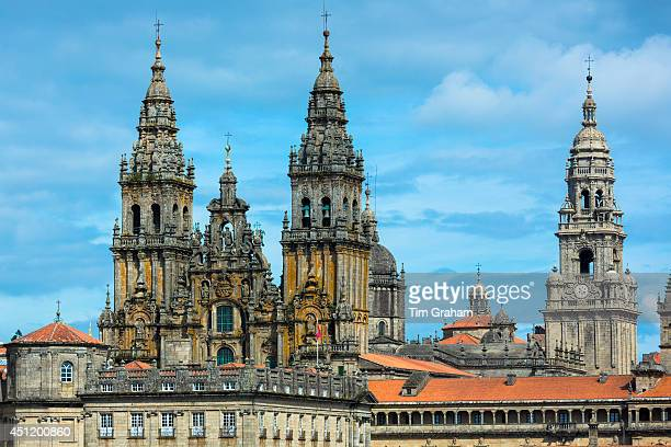 Catedral de Santiago de Compostela Roman Catholic cathedral complex in Galicia Northern Spain
