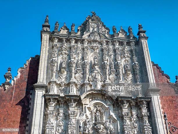 Catedral Metropolitana in Mexico DF, Mexico