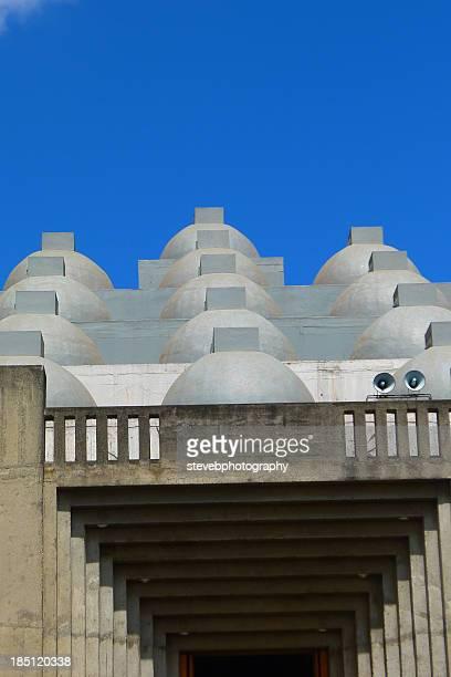 catedral metropolitana, managua, nicaragua - stevebphotography stock pictures, royalty-free photos & images
