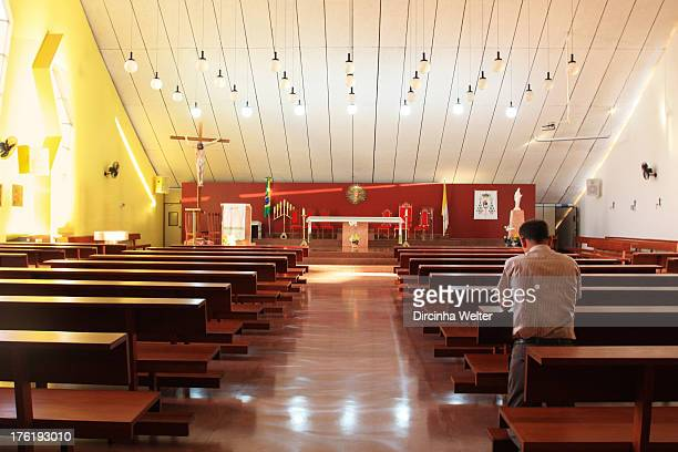CONTENT] Catedral Militar da Rainha da Paz Military Cathedral of the Queen of Peace belongs to the Military Ordinary of Brazil Designed by Oscar...