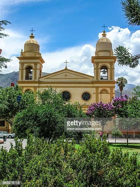 Catedral Nuestra Señora del Rosario, Cafayate
