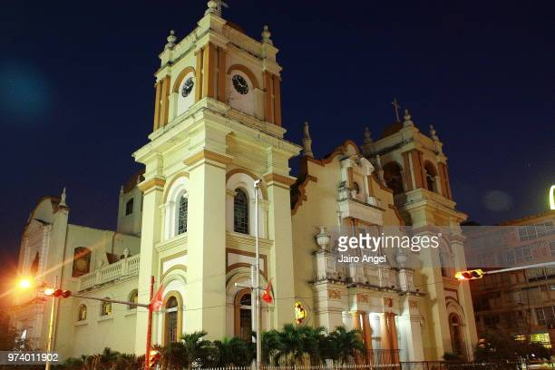 catedral san pedro sula - honduras stock pictures, royalty-free photos & images