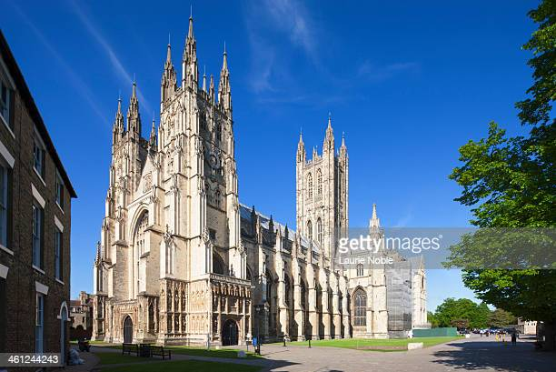 Caterbury Cathedral, Canterbury, Kent, England