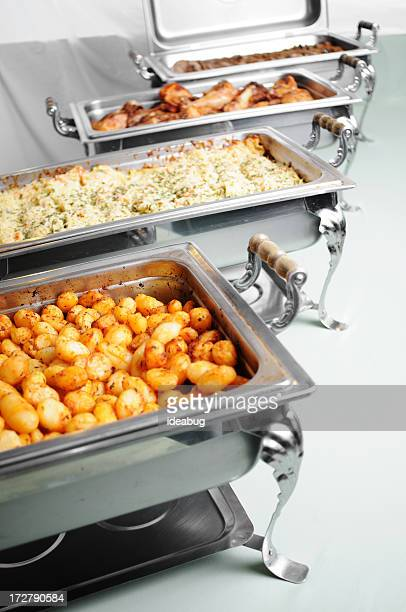 catered dinner - course meal stock pictures, royalty-free photos & images