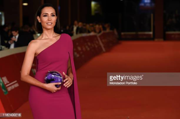Caterina Balivo at Rome Film Fest 2019 Rome October 19th 2019