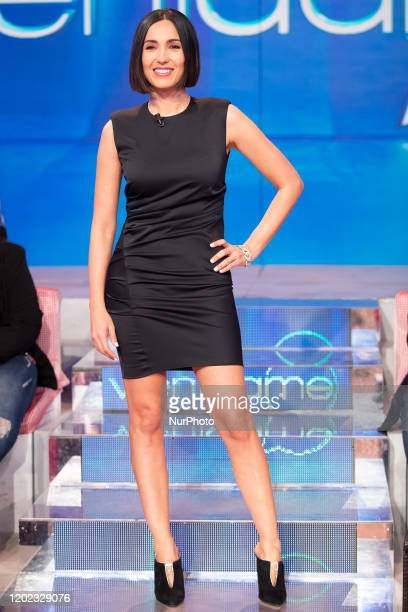 Caterina Balivo attend 'Vieni da Me' , the TV show of Caterina Balivo that turns 40.