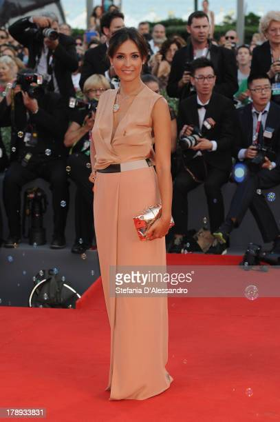 Caterina Balivo attends Philomena Premiere during the 70th Venice International Film Festival at Sala Grande on August 31 2013 in Venice Italy