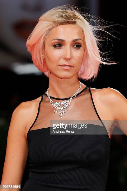 Caterina Balivo attends the premiere of 'Tommaso' during the 73rd Venice Film Festival at Sala Grande on September 6 2016 in Venice Italy