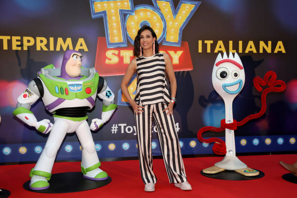 ITA: Toy Story 4 Red Carpet In Rome