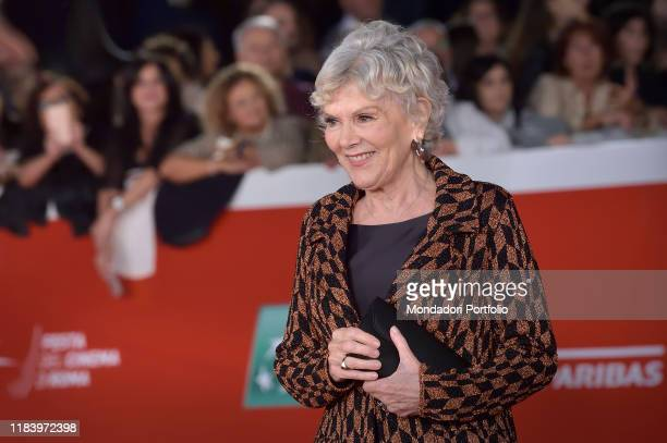 Caterina Caselli at Rome Film Fest 2019 Rome October 25th 2019