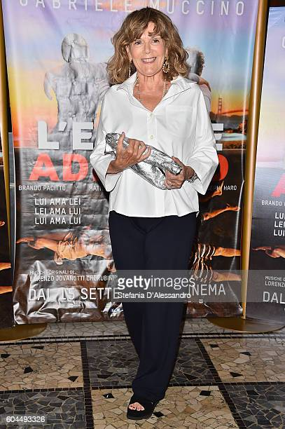 Caterina Caselli attends a photocall for 'L'Estate Addosso Summertime' on September 13 2016 in Milan Italy