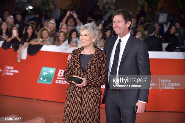 Caterina Caselli Filippo Sugar at Rome Film Fest 2019 Rome October 25th 2019
